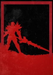 League of legends - jarvan iv - plakat wymiar do wyboru: 50x70 cm