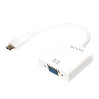 Logilink adapter usb-c 3.1 do vga 1080p,mac osx, chrome os