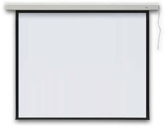 Ekran projekcyjny profi elektryczny 190 cm 75″ 4:3 - szybka dostawa lub możliwość odbioru w 39 miastach