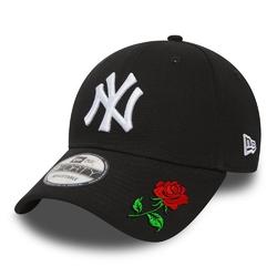 Czapka z daszkiem new era 9forty new york yankees custom rose - 10531941 - rose
