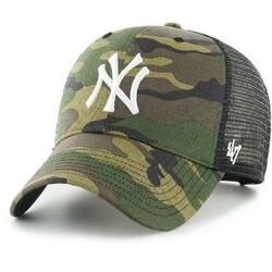 Czapka z daszkiem bejsbolowa 47 brand new york yankees trucker camo moro - b-cbran17gwp-cmf - b-cbran17gwp-cmf