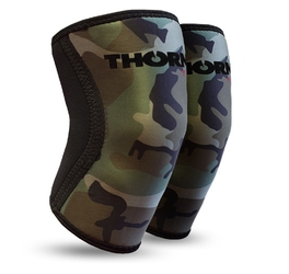 Ściągacze kolan thorn + fit 6mm camo