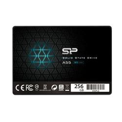 Silicon Power Dysk SSD A55 256GB SATA3 550450MBs