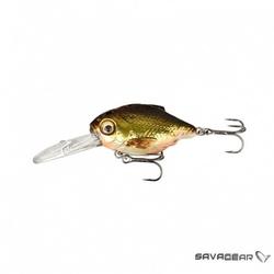 Wobler savage gear 3d crucian crank 3,4cm 23g pływajcy sr natural