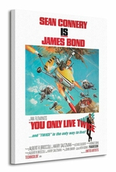 James Bond You Only Live Twice - Little Nellie - Obraz na płótnie