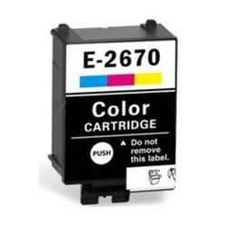 Tusz Zamiennik T2670 do Epson C13T26704010 Kolorowy - DARMOWA DOSTAWA w 24h