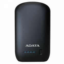 Adata Power Bank P10050 10500mAh Czarny 2.4A