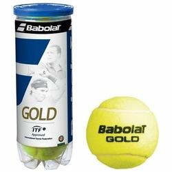 BABOLAT Piłki Do Tenisa Ziemnego GOLD 3B009501043 3szt