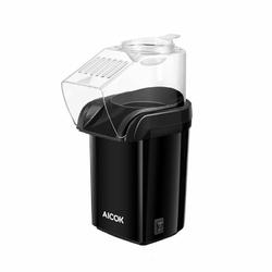 Maszyna do popcornu AICOK  1200W  antypoślizgowe nóżki  popcorn gotowy w 4 minuty