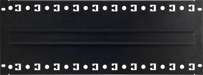 Blacha montażowa 4u z szyną din-th35-24xs radin pulsar - szybka dostawa lub możliwość odbioru w 39 miastach