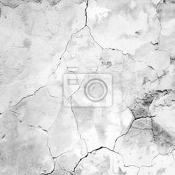 Fototapeta stare popękane tynki wektora tekstury