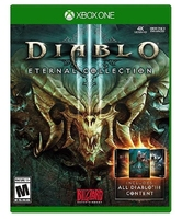 Cenega gra xone diablo iii eternal collection