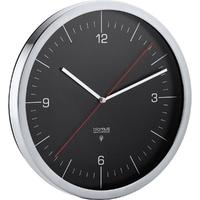 Sterowany radiowo zegar crono blomus 24 cm, czarny b65895