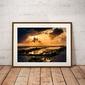 Nusa penida sunrise ii - plakat premium wymiar do wyboru: 40x30 cm