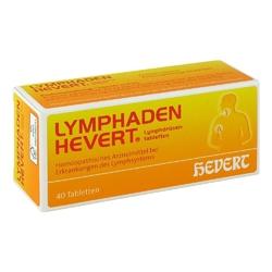 Lymphaden hevert lymphdruesen tabl.