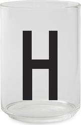 Szklanka aj litera h