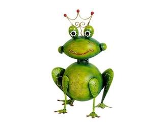 Świecznik żaba