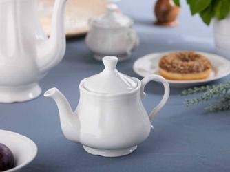 Czajniczek porcelana karolina castel 0,5 l