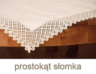Serwetka teflonowana greno słomkowy prostokąt 30 x 50