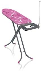 Deska do prasowania air board express m compact, różowa