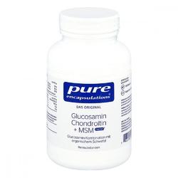 Pure encapsulations glucosamin+chondr.+msm kapsułki