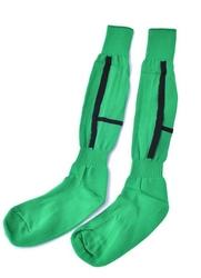 Skarpetogetry iskierka zielono - czarne