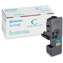 Toner Oryginalny Kyocera TK-5240C 1T02R7CNL0 Błękitny - DARMOWA DOSTAWA w 24h