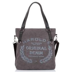 Damska torba vintage harolds 4540 czarna
