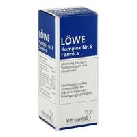 Loewe komplex nr. 8 formica tropfen
