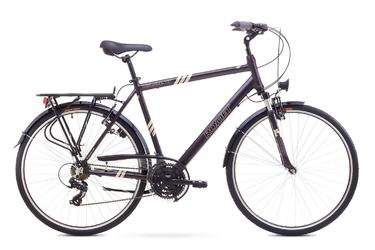 Rower romet wagant śliwkowy