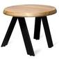 Loft decora :: stolik kawowy walk okrągły