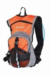 Plecak rowerowy ozone kona orange grey
