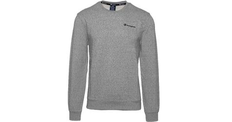 Champion crewneck sweatshirt 214151-em524 l szary