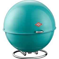 Pojemnik na pieczywo turkusowy Superball Wesco 223101-54