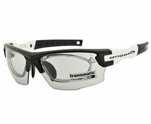 Fotochromowe okulary przeciwsłoneczne + ramka korekcyjna goggle e843-3r