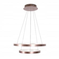 Żyrandol ringi lampa okręgi obręcze żyrandol 38w