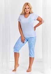 Taro donata 2187 4xl-6xl l20 piżama damska