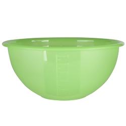 Miska  salaterka plastikowa sagad 6 l zielona