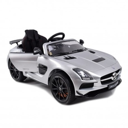 Mercedes sls amg gt z amortyzatorami pilot, pakiet night - mp4 sx-128