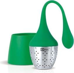 Zaparzaczka do herbaty mała hangtea zielona