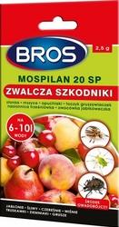 Bros, Mospilan 20SP, środek zwalczający szkodniki 2,5g
