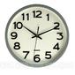 Zegar ścienny jvd hx2413.10 jasno szary