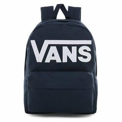 Plecak Vans Old Skool III Dress Blues-White - VN0A3I6R5S2