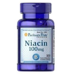 Puritans pride niacin 100 mg 100