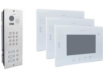 Wideodomofon vidos 3 x m670ws603d - szybka dostawa lub możliwość odbioru w 39 miastach