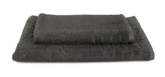 Ręcznik elegant grafitowy andropol 50 x 100