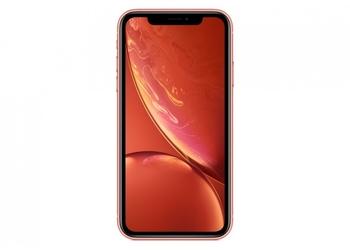 Apple iphone xr 64gb koralowy