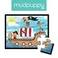 Pierwsze puzzle mudpuppy - piraci 12 elem.