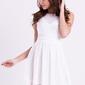 Emamoda sukienka - biały 12007-2
