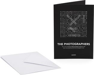 Kartka z kopertą Find Me Photographers